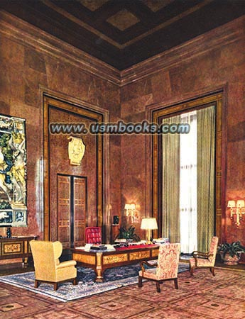 die neue reichskanzlei hitler 39 s reichschancellery in berlin. Black Bedroom Furniture Sets. Home Design Ideas